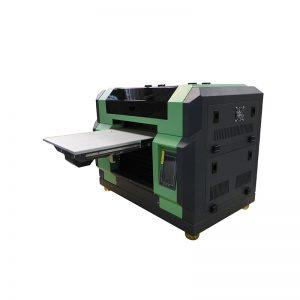 poblogaidd A3 329 * 600mm, WER-E2000 argraffydd UV, inkjet gwely gwastad, argraffydd cerdyn smart